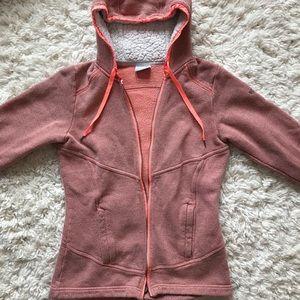 Columbia Pink Sweatshirt